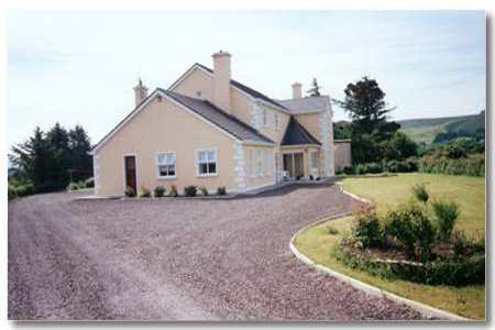 Castlegregory Accommodation Front of House Image